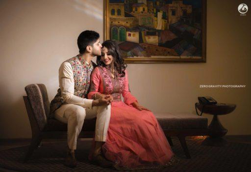Akriti Sachdev + farhan Sajjad