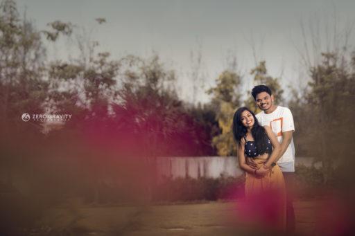 Chethana and Ashish - 6
