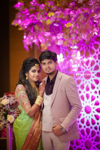 Swathi and Sudalai Balaji - 46