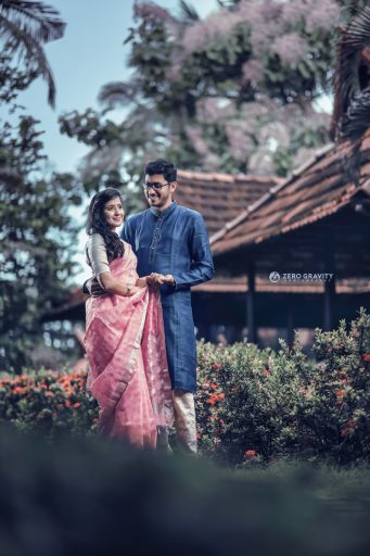 Kavya PremKumar and Vignesh Karthikeyan - 36