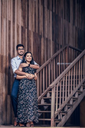 Kavya PremKumar and Vignesh Karthikeyan - 0