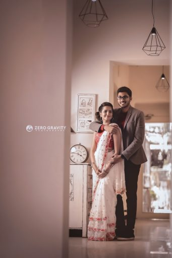 Kavya PremKumar and Vignesh Karthikeyan - 6