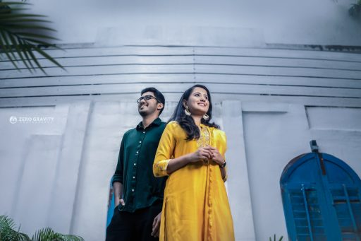 Kavya PremKumar and Vignesh Karthikeyan