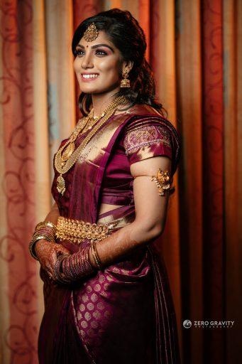 Padma Priya and Karthik Wedding Photography - 14