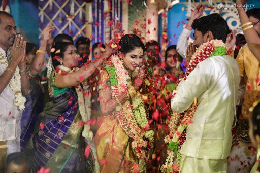 Navya Abiruben and Achyut Ram Wedding Photography - 44