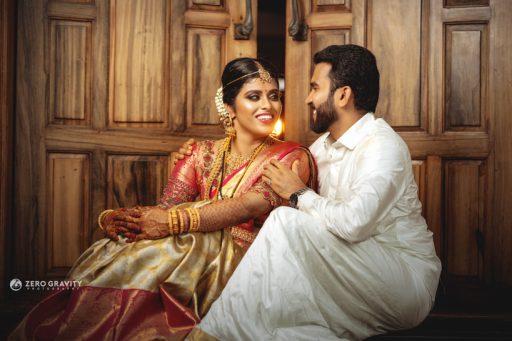 Monica and Lokeswar Wedding Photography