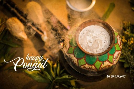 Celebrating Wishes And Togetherness With Pongal!