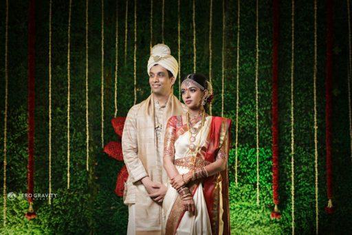 Mayuri Naguleshwaran + Krishnaraj Muthukumar - 1