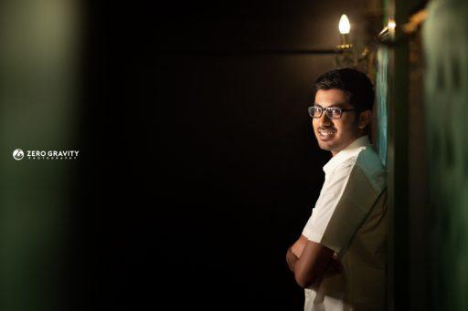 Kavya Premkumar + Vignesh Karthikeyan - 1