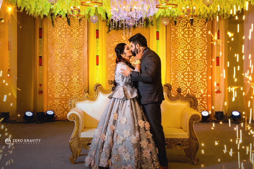 The beautiful journey to marriage: Nivedita + Madhav