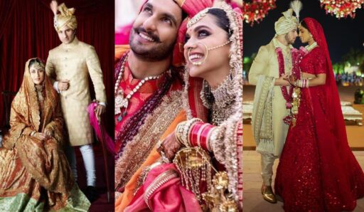 Celebrity weddings that we loved through the decade