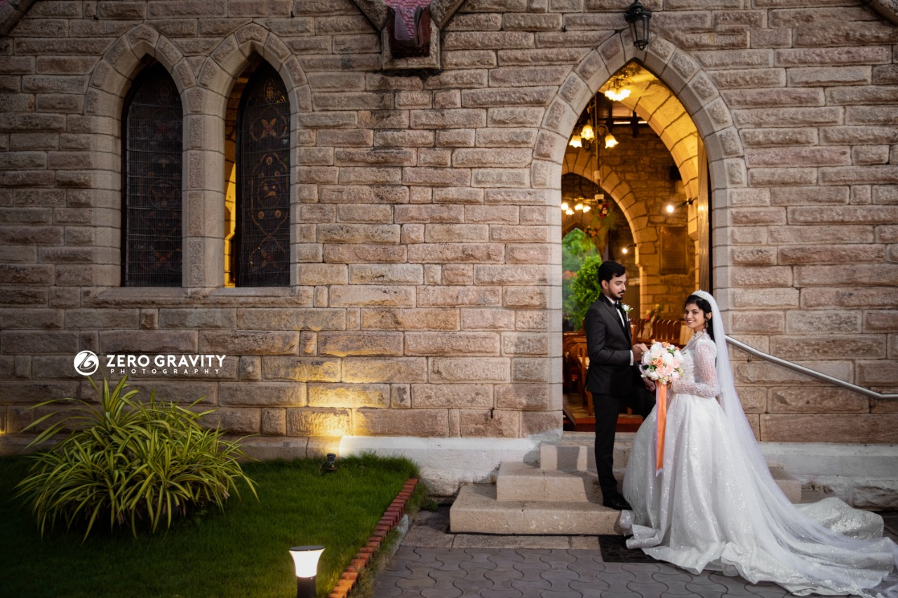 7 rituals that completes a Christian Wedding